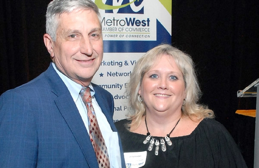 MetroWest Chamber creates new service award to honor Attorney Peter Barbieri