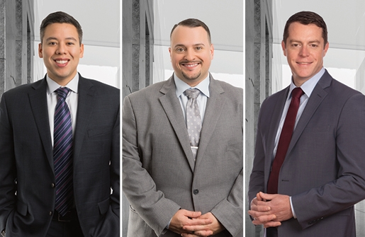 Three Attorneys Featured in New England Real Estate Journal