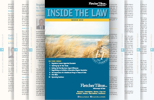 Inside the Law - Summer 2020 Issue