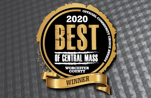 "Fletcher Tilton wins ""Best Law Firm"" designation in Best of Central MA Reader's Choice Contest"