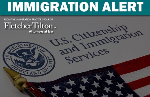 "Immigration Alert: Final Rule on ""Strengthening the H-1B Nonimmigrant Visa Classification"""
