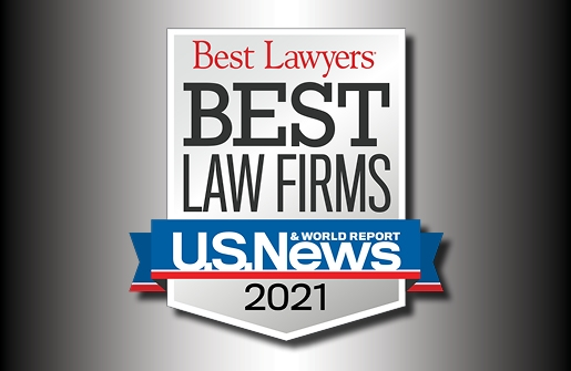 "Fletcher Tilton earns ""Best Law Firm"" Designation Again for 2021"